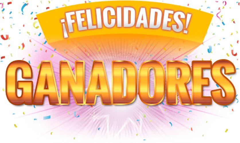 GANADORES DEL SORTEO DE LOS 600 SOLES Y DEL DÍA DE LA MADRE: