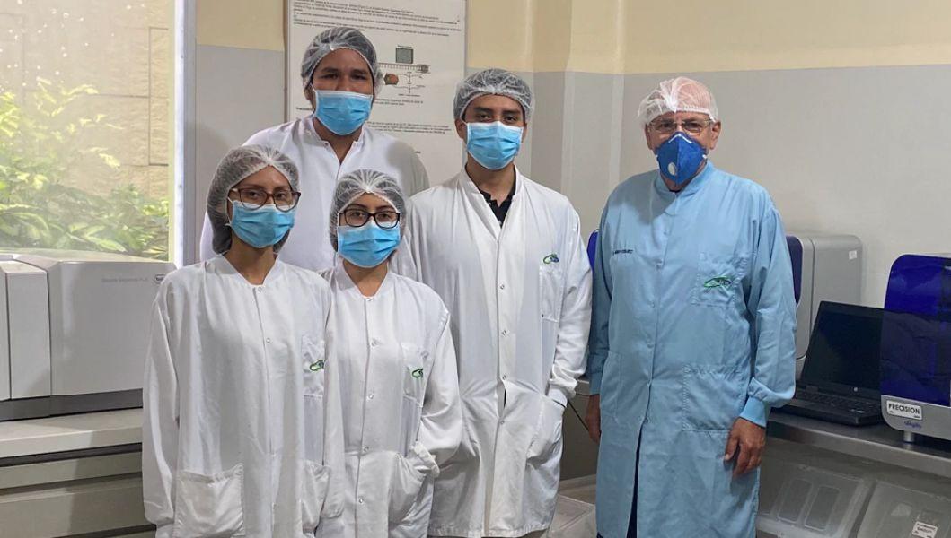 Investigadores peruanos ya trabajan en una posible vacuna contra el COVID-19