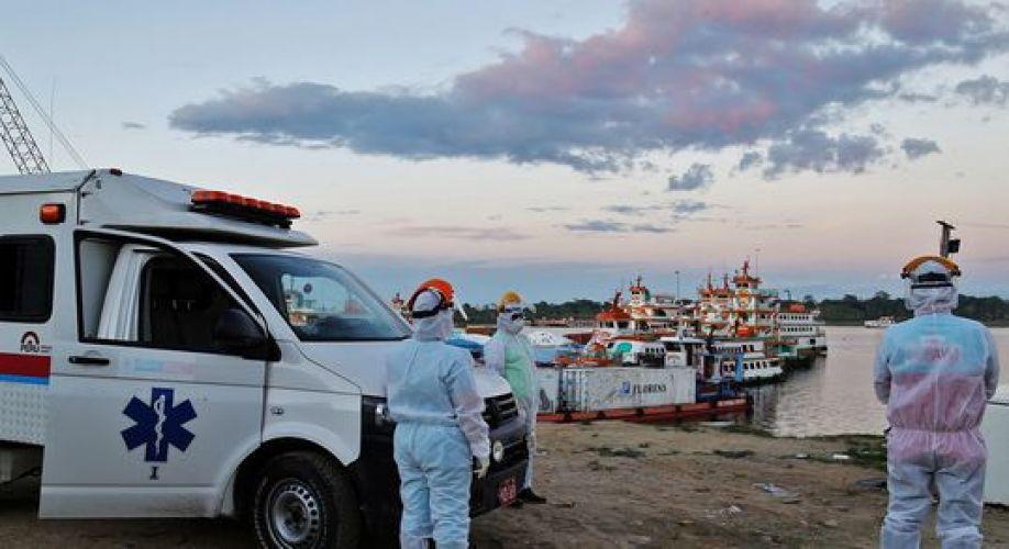 La crisis sanitaria en Manaos, surge el temor:  ¿ocurrirá lo mismo en Iquitos?