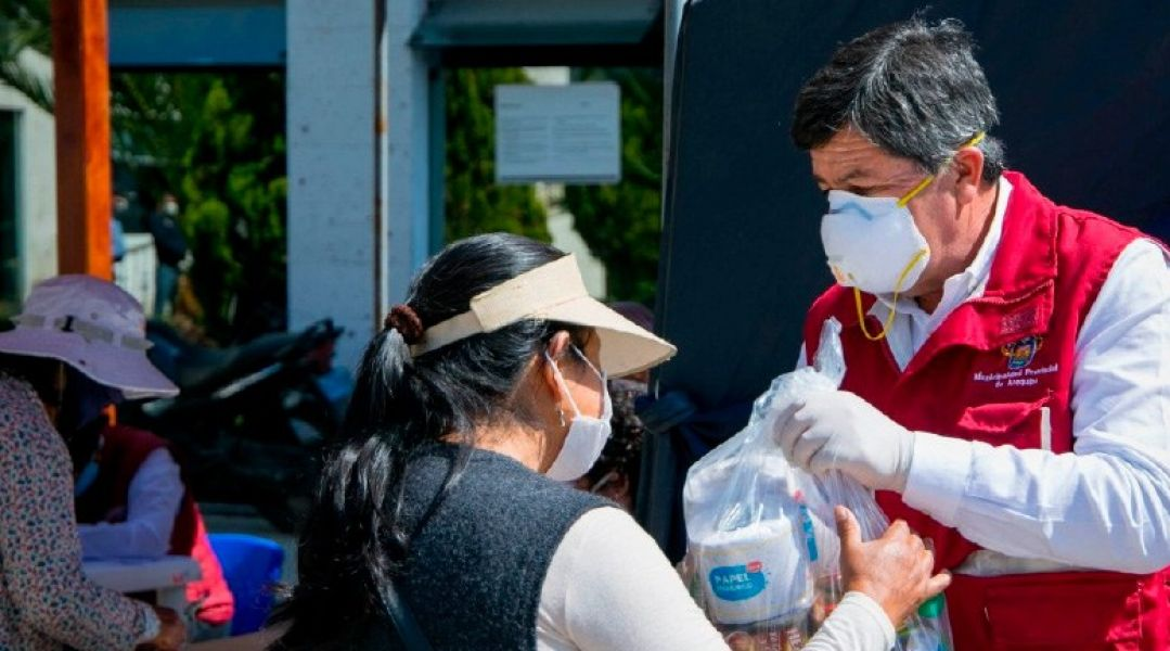 Ministerio Público supervisará a municipalidades entrega de canastas de víveres
