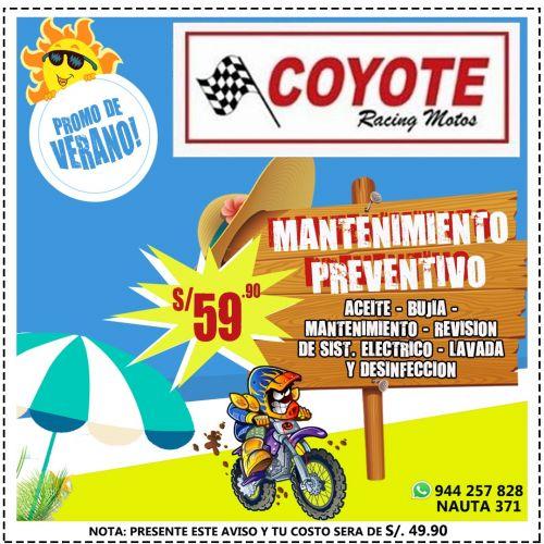 COYOTE NAUTA 371