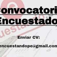 GESTORES DE CAMPO – ENCUESTADOR